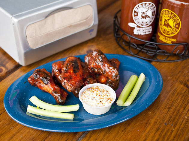 NYC's best and worst chicken wings