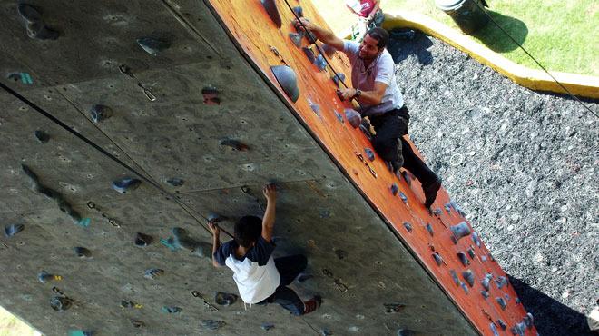 Escalódromo Carlos Carsolio