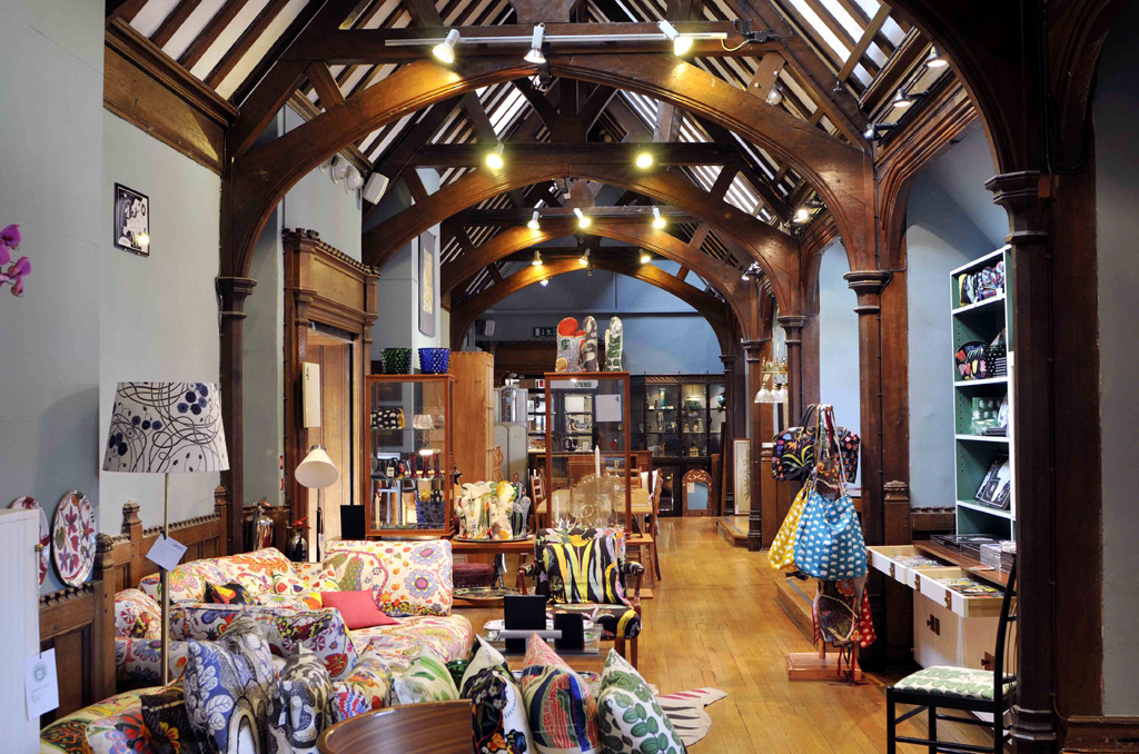 See the shop that's as beautiful as its wares