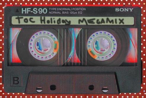 A Christmas music mix that won't drive you insane