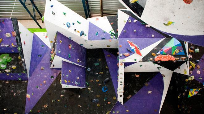 6 muros de escalada en la CDMX