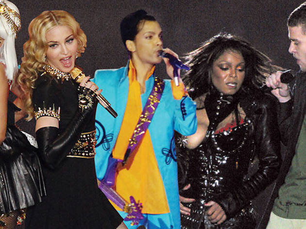 Best Super Bowl halftime shows