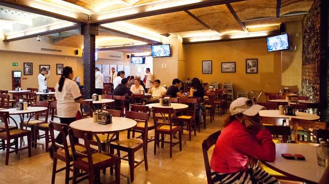Café La Parroquia