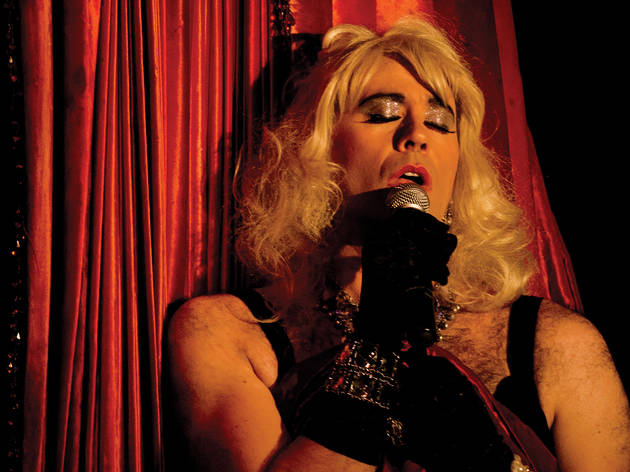 The Martha Graham Cracker Cabaret