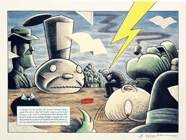 (© 1997 by Art Spiegelman)