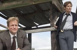 True Detective - série - MacConaughey Harrelson