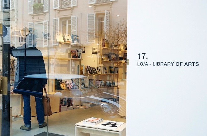 LO/A (Library of Arts)