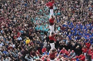 Santa Eulàlia 2014: Diada Castellera