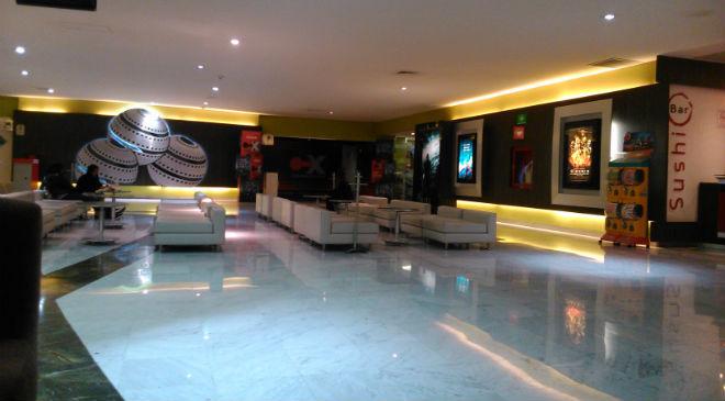 Cinemex Antara