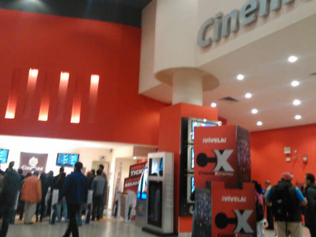 Cinemex Universidad