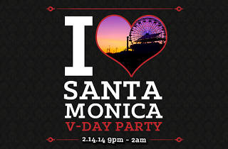 I Heart Santa Monica VDay Bash