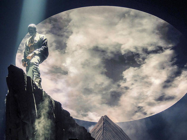 Kanye West at United Center