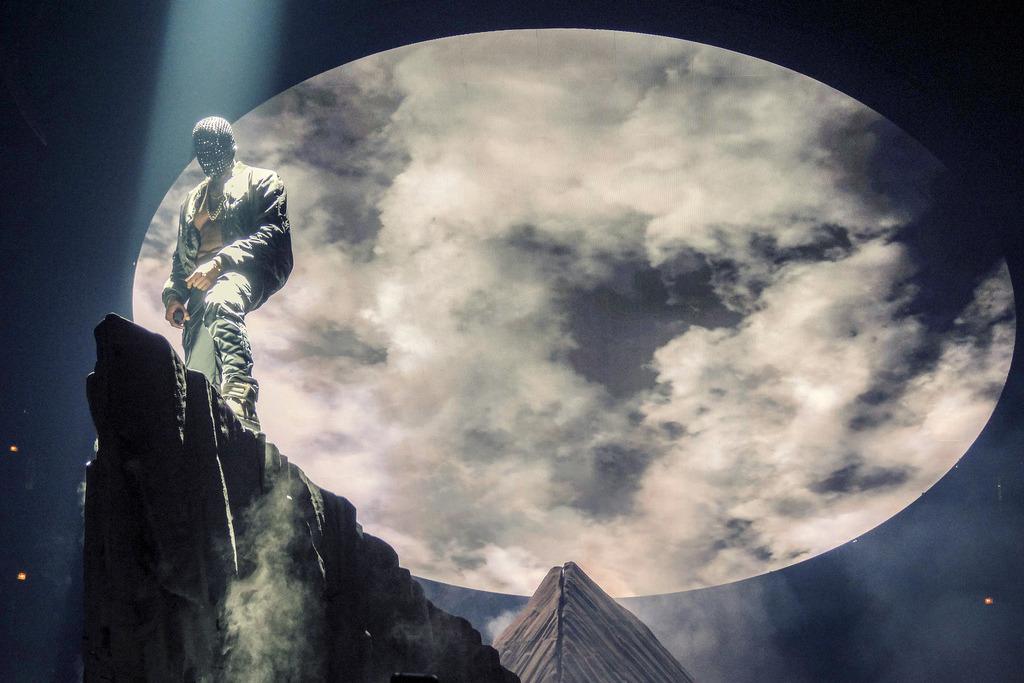 Kanye West at United Center