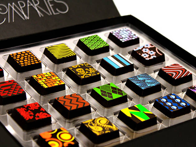 Compartés Chocolatier