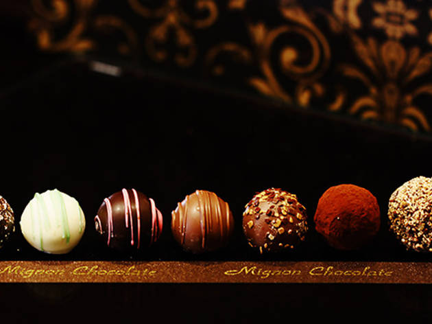 (Photograph: Courtesy Mignon Chocolates)