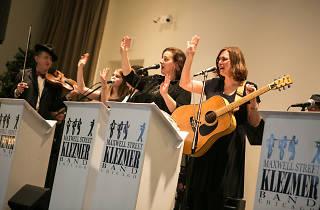 Chicago Botanic Garden's Hanukkah Concert