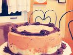 Capannari Ice Cream Cake