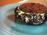 Ice-cream sandwich at Cookie Bar