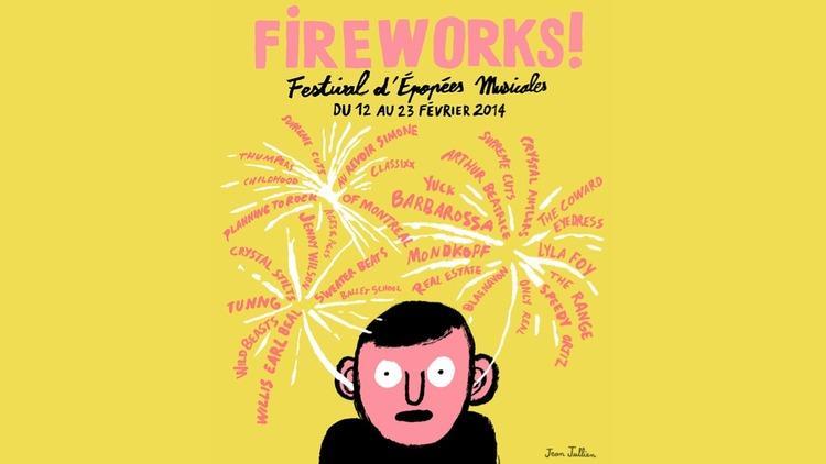 Fireworks festival 2014