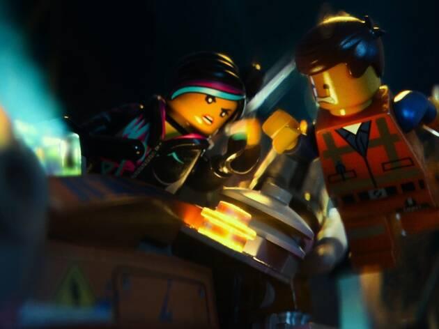 The Lego Movie: Live