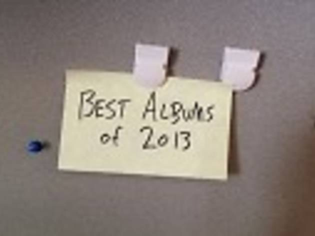 The best albums of 2013, label by label