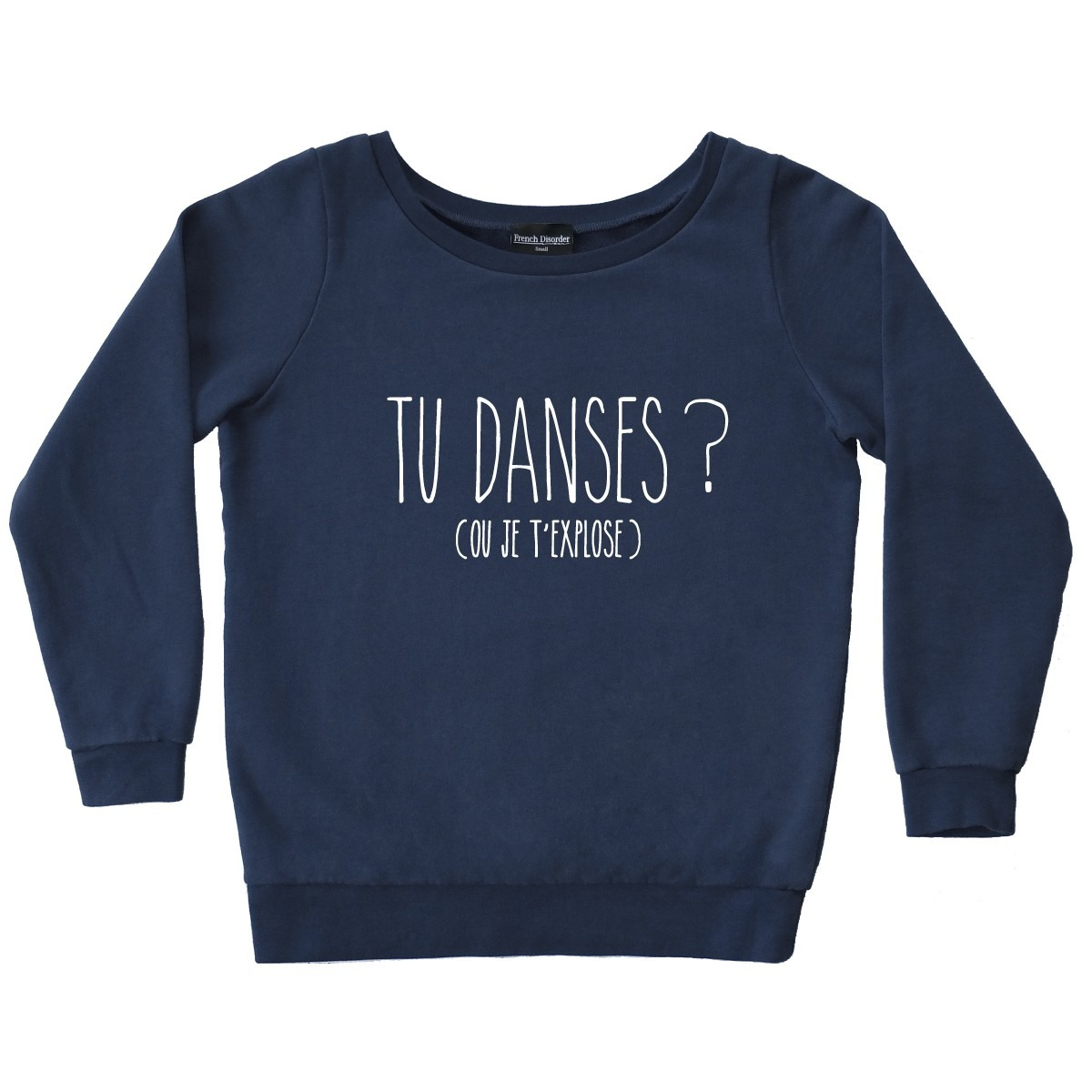 Populaire Sweat-shirts à caractère informatif | Time Out Paris KD31