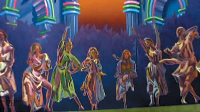 Xanadu Movie Muses