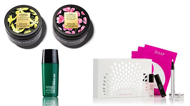 Detoxifying beauty products