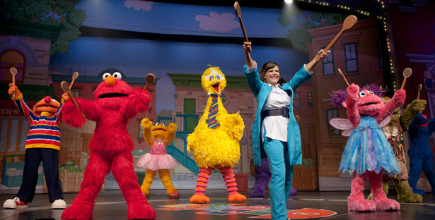 Sesame Street Live Madison Square Garden Time Out Offers New York