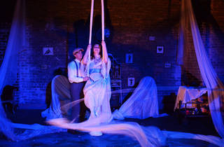 The Snow Queen at Filament Theatre Ensemble