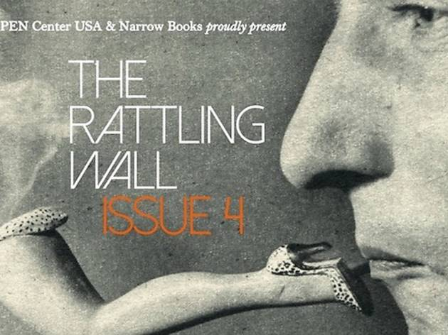 The Rattling Wall Issue Release Party