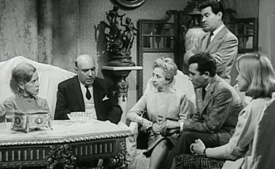 Vida de família, José Luis Font (1963)
