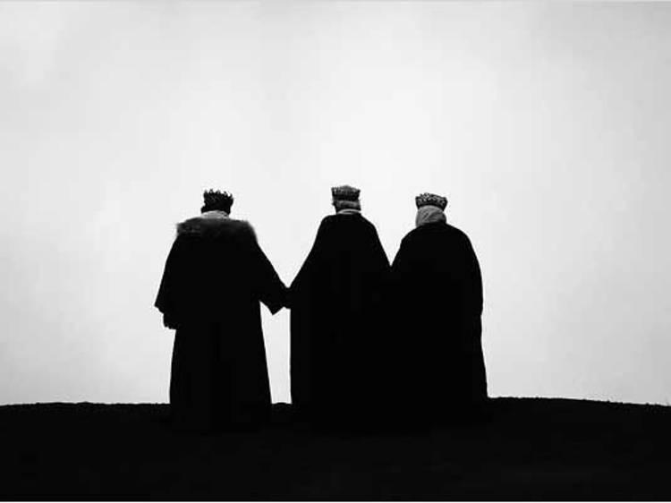 Albert Serra i els Reis Mags