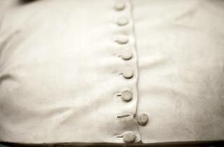 Anni Leppala ('Buttons II (marble)', 2014)