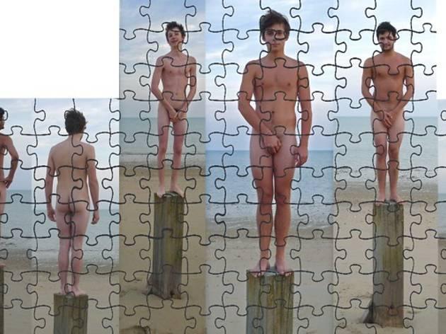(Agnès Varda, 'Le puzzle des cinq bacheliers', 2013 / © Agnès Varda, Courtesy de la galerie Nathalie Obadia, Paris)