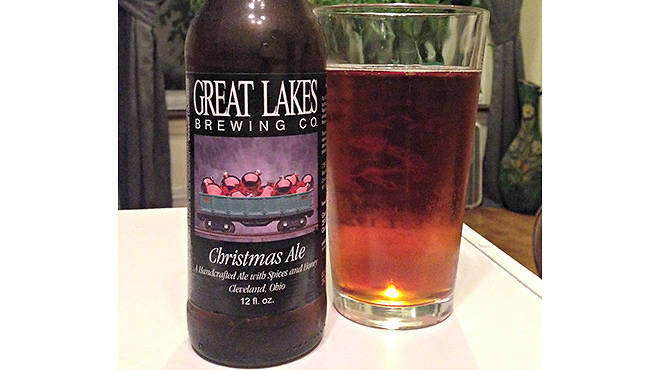 Drink this now: Great Lakes Brewing Company\'s Christmas Ale