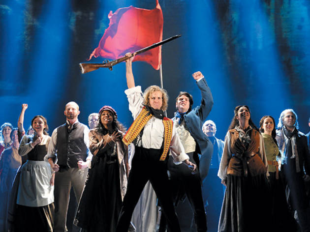 Les Misérables (2012 touring production)