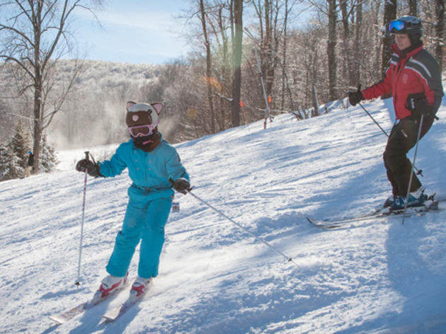 Winter getaways for the family