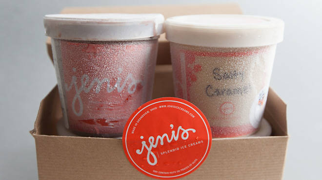 Ohio-based ice cream maker Jeni's Splendid Ice Creams is opening a Chicago shop on Southport.