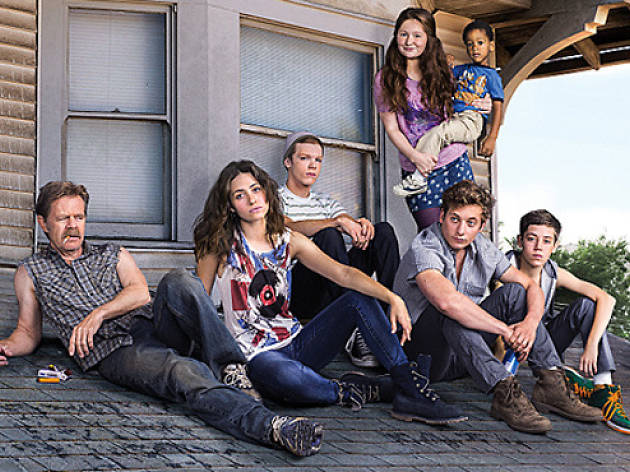 Great at being drunk and naked? Now's your chance to get cast on 'Shameless'
