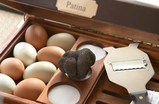Indulge in Black Winter Truffles at Patina