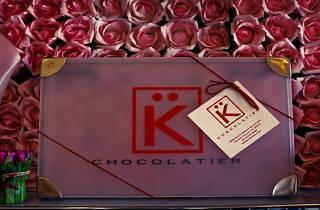 K Chocolatier.