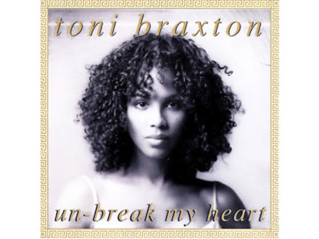 """Un-Break My Heart"" by Toni Braxton (1996)"