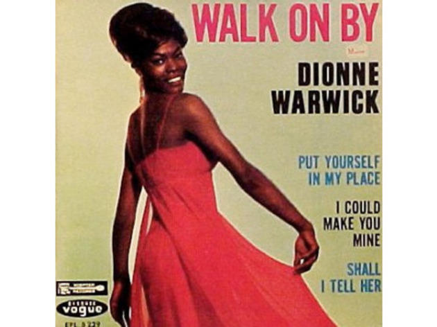 """Walk On By"" by Dionne Warwick (1964)"