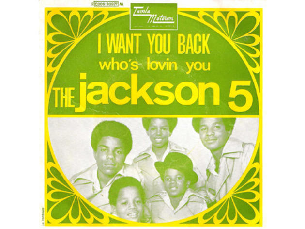'I Want You Back' – The Jackson 5