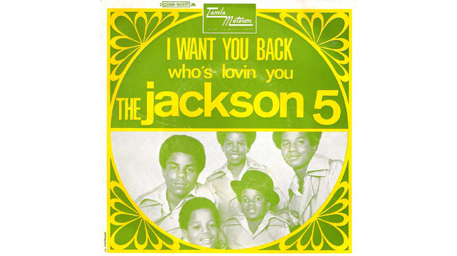 """I Want You Back"" by The Jackson 5 (1969)"