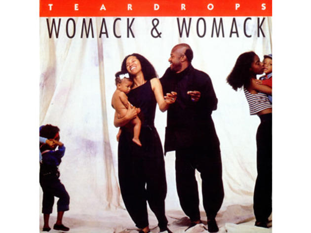 """Teardrops"" by Womack & Womack"