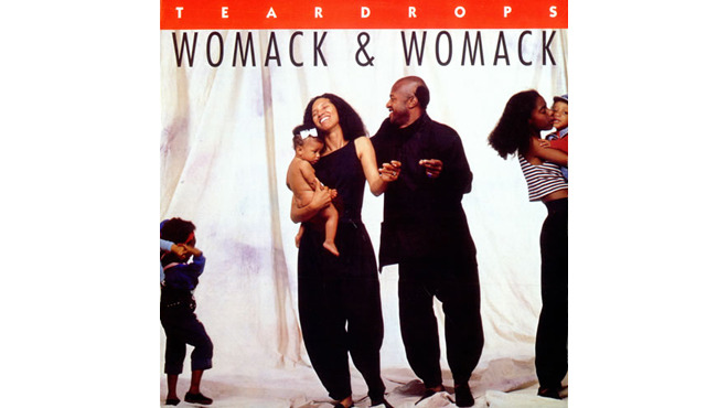 """Teardrops"" by Womack & Womack (1988)"