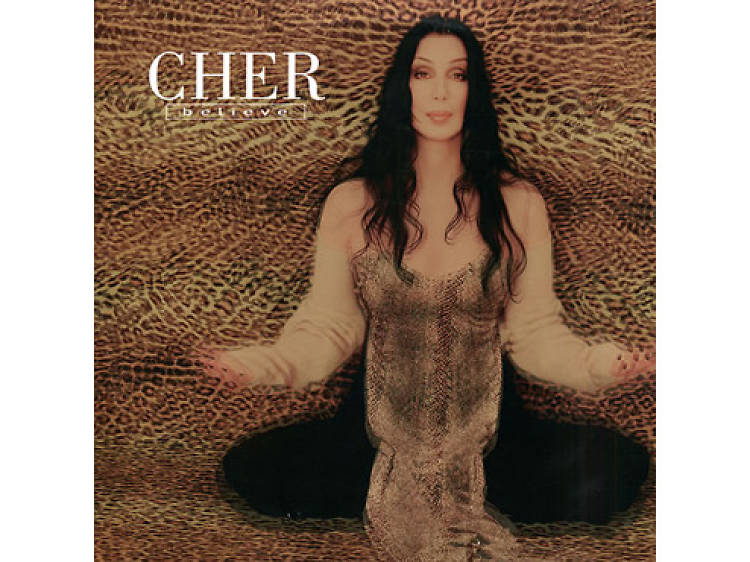 """Believe"" by Cher"