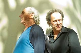 Pau Riba i Pascal Comelade
